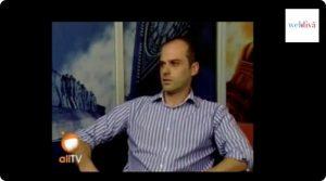 Entrevista para o programa Web Divã