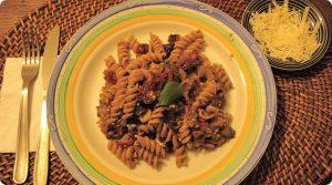 """Adoro """"pasta asciutta""""…"""