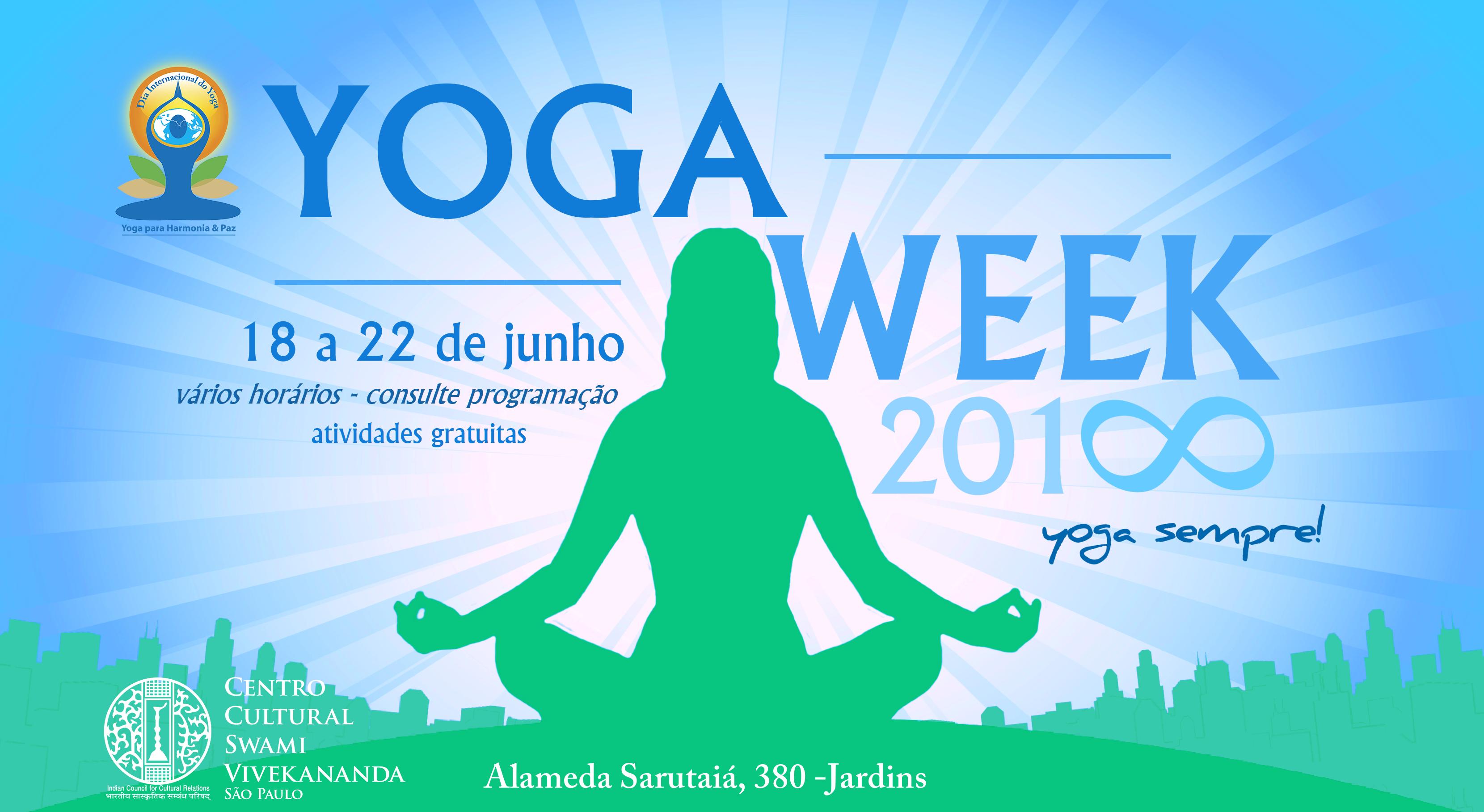 Acontece: Palestra gratuita sobre Depressão, Psicologia e Yoga