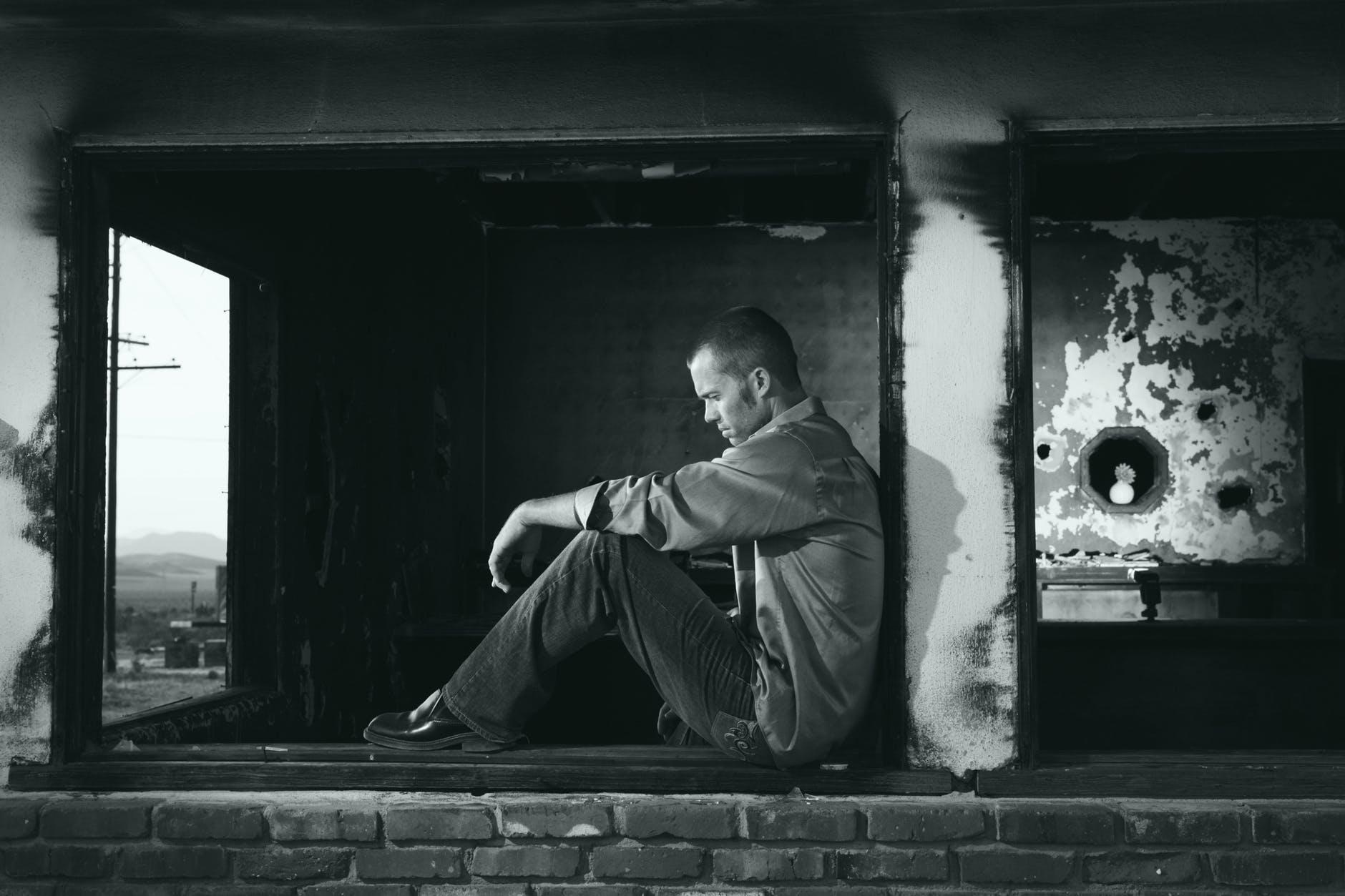Como se manifesta a depressão masculina